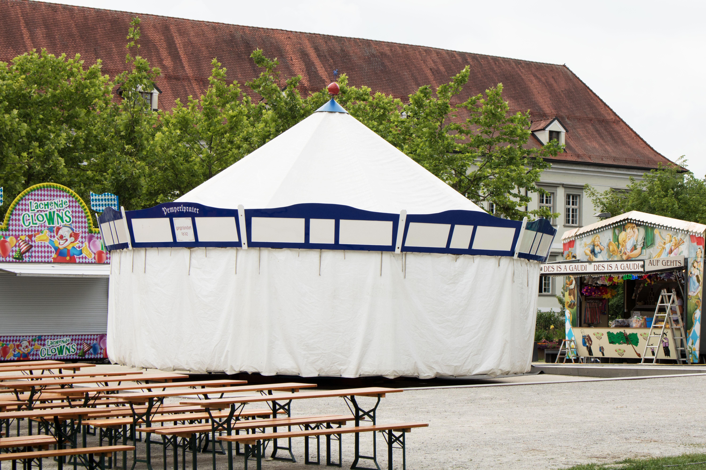 Die Oide Dult 2018 in Passau
