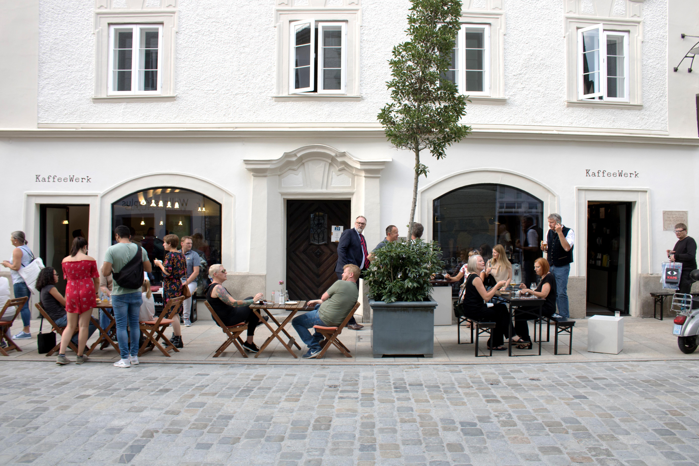 Neueröffnung in Passau: Das KaffeeWerk gibt es jetzt zweimal