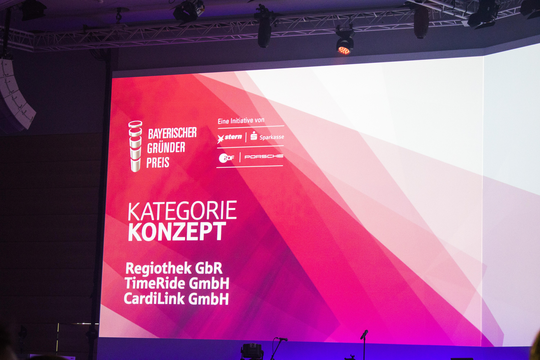 Bayerischer Gründerpreis: Die Regiothek gehört zu den Top 3 Bayerns