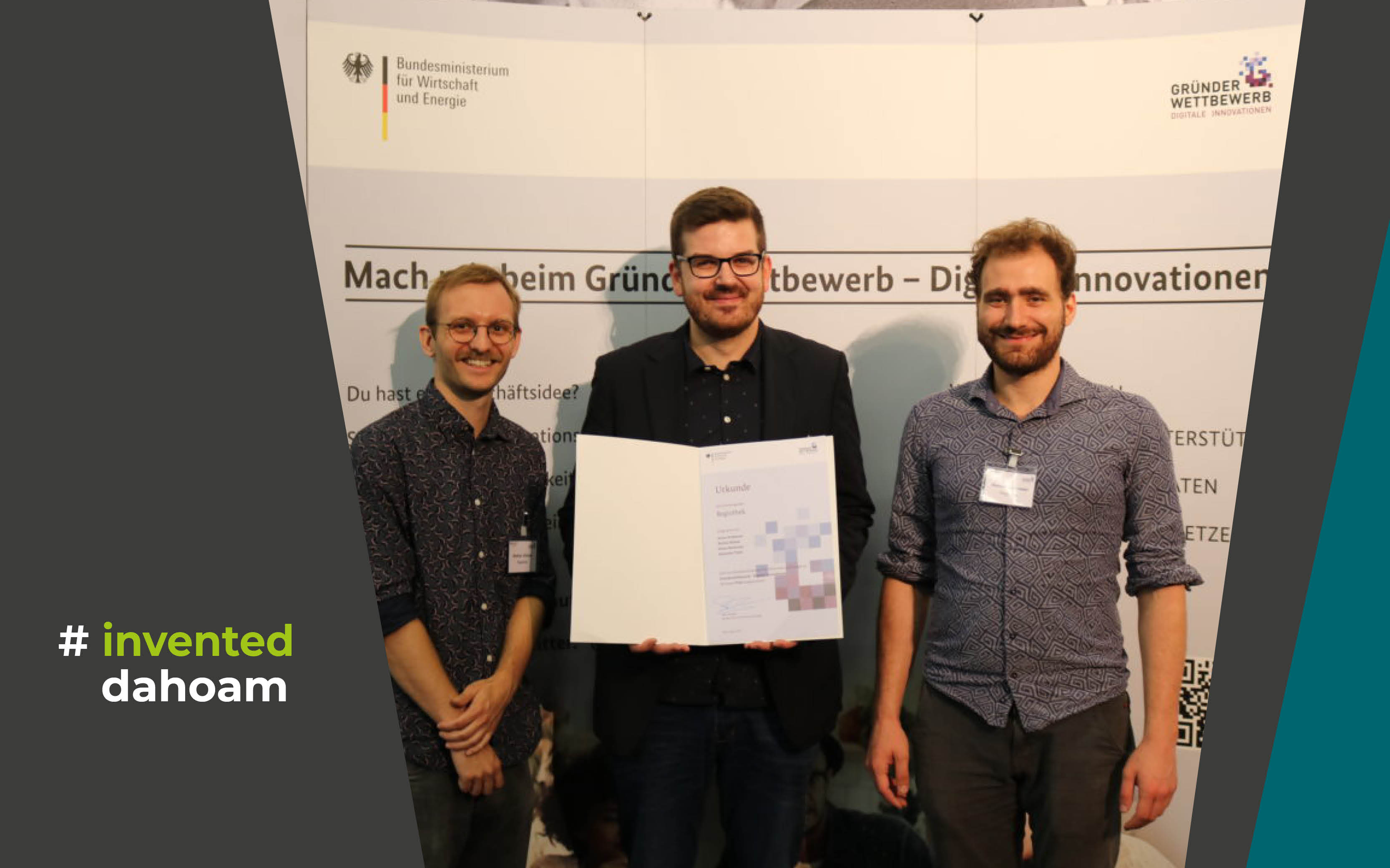 Regiothek ist Preisträger bei Digitale Innovationen