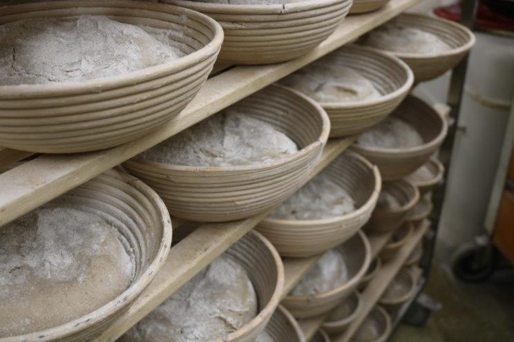 Sauerteig ist fermentiertes Mehl