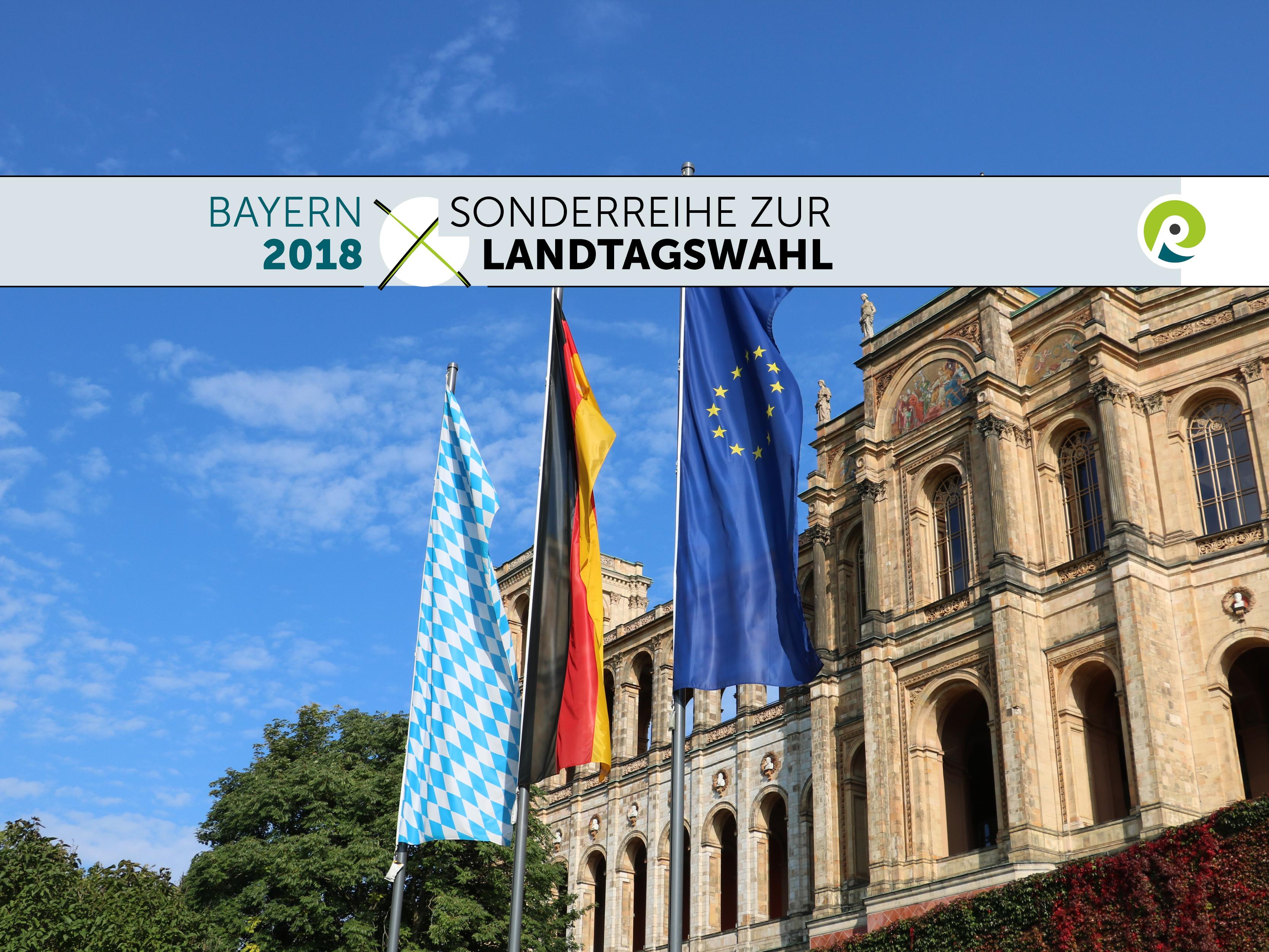 Landtagswahlen 2018: Der Regiothek-O-Mat