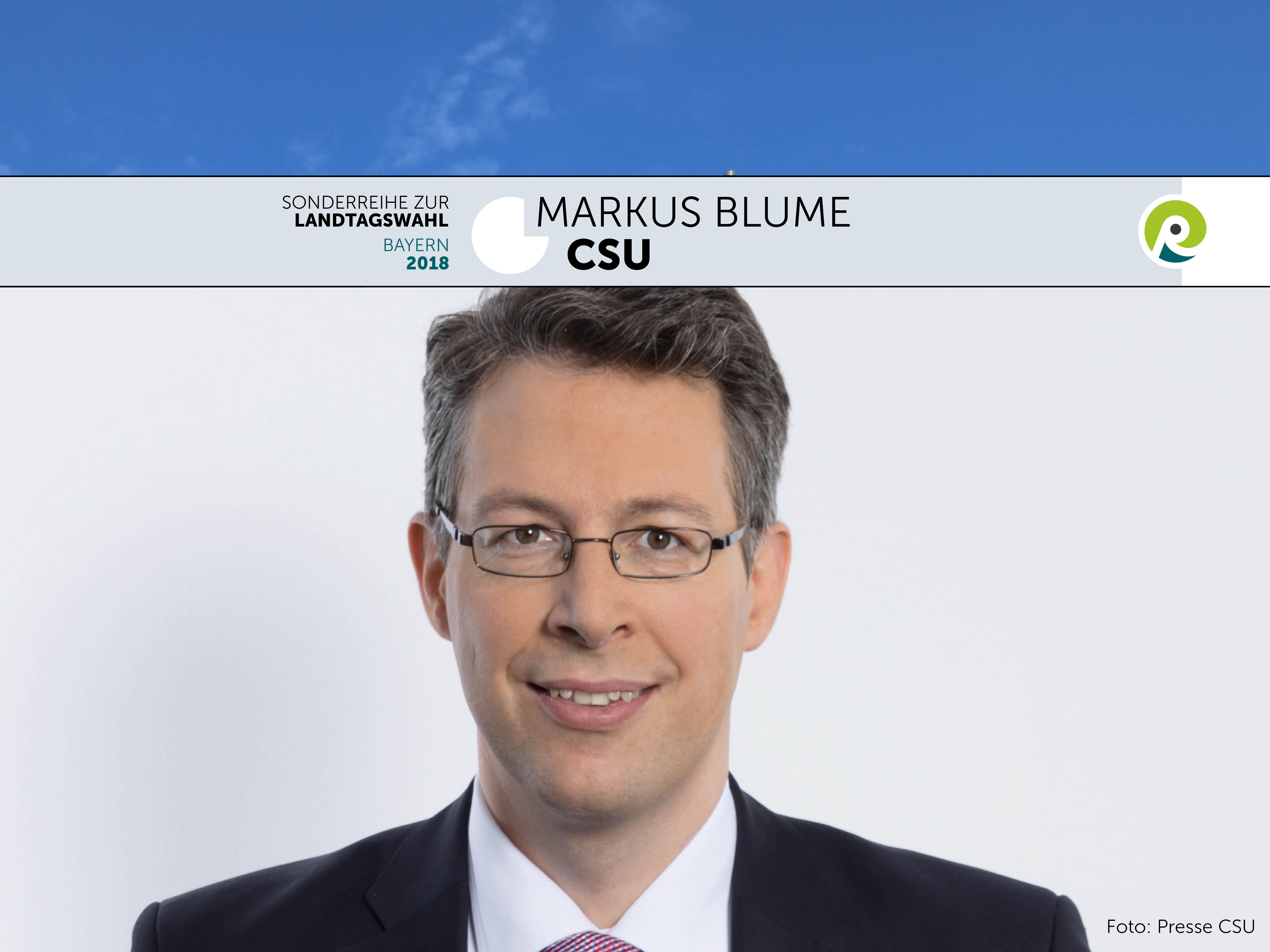 Landtagswahl 2018: Meinungen der CSU zum Thema Landwirtschaft