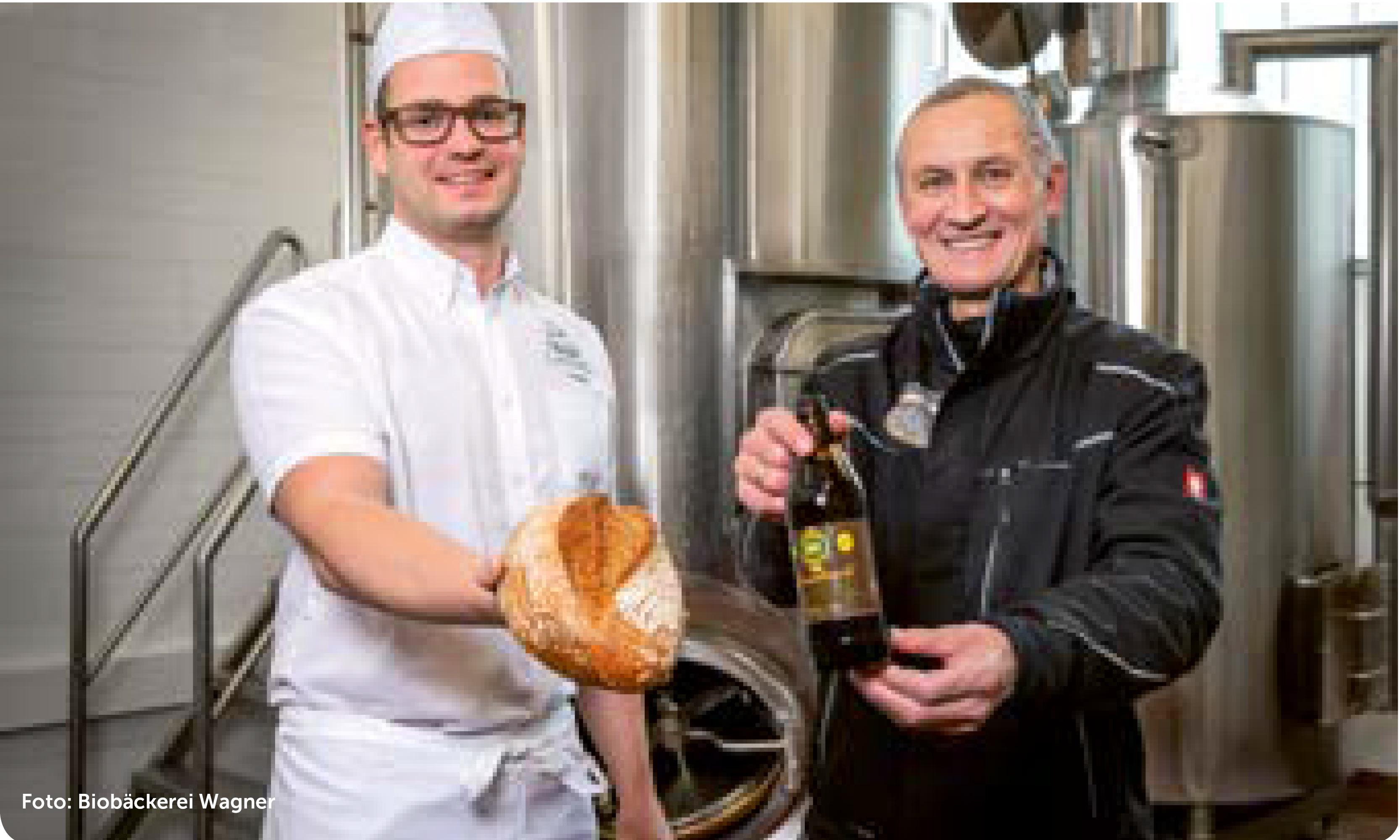 Bayerns beste Bioprodukte: Auszeichnung für Rudertinger Bierweckerl