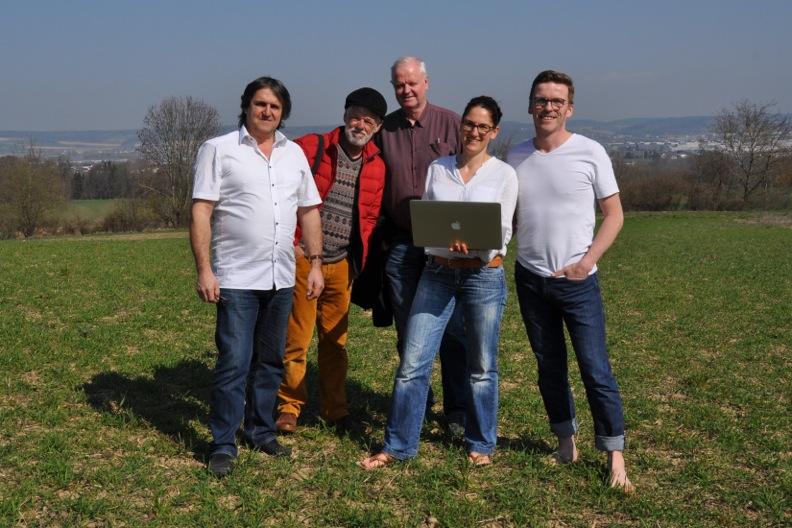 Die Mitglieder der Kreisgruppe Dingolfing-Landau des BUND Naturschutz.